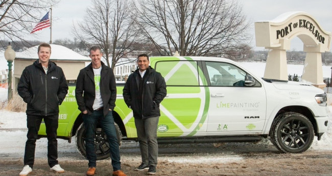 Taking Control by Owning Your Own Franchise While Furthering the Career of Your Choice: LIME Painting Helps Franchisees Enjoy Success in More Than One Way